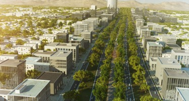 New Kabul City to be completed in 15 years period