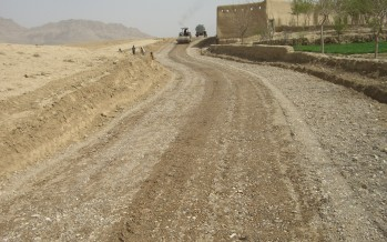 Over 2000 families benefit from welfare projects in Laghman province