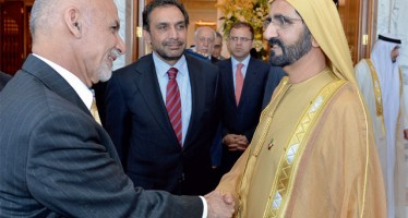 Afghanistan, UAE ink strategic partnership charter