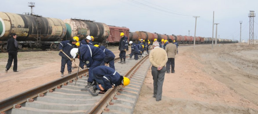 Turkmenistan to extend new railway project through Balkh, Kunduz