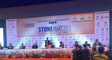 Afghanistan participates in India's biggest stone industry expo