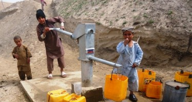Five Infrastructure Projects Completed in Sarepul Province