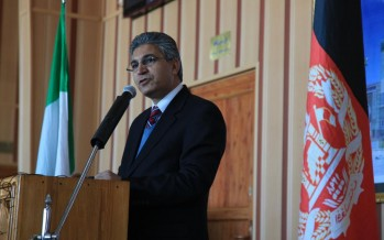 Afghan Mines Minister committed to transparency and accountability in mining industry