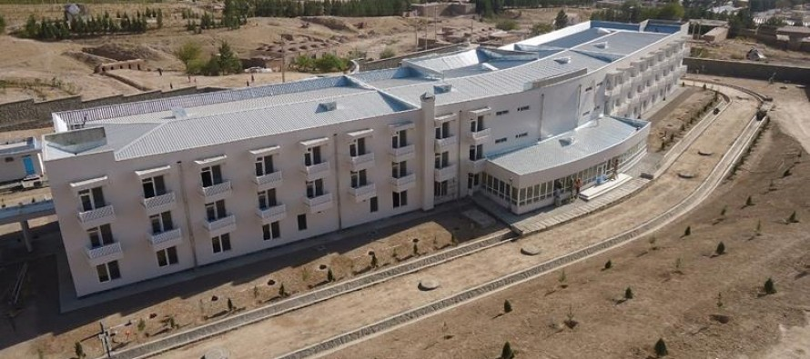 New women's dormitory built at Herat University with US funding