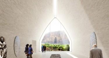 UNESCO announces the winning design scheme for the Bamiyan Cultural Center