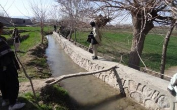 Completion of welfare projects in Uruzgan Province