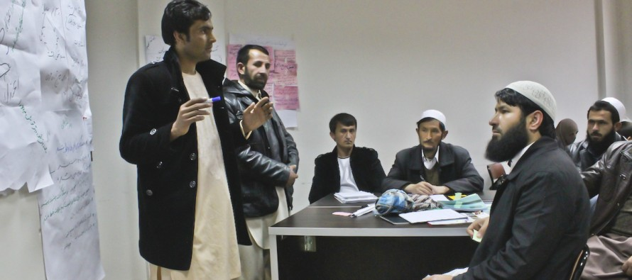 Peace education curriculum for teacher training introduced all around Afghanistan with German support
