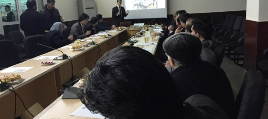 Afghanistan working towards acquiring ACCA license