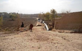 Over 3,000 families benefit from the completion of welfare projects in Uruzgan