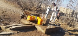 Afghan Ministry of Rural Rehabilitation and Development funds development projects in Baghlan