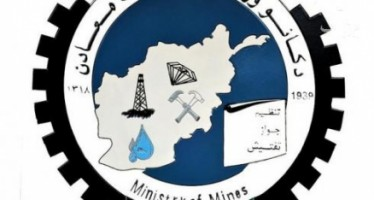 Afghan government signs 86 mining contracts with private companies