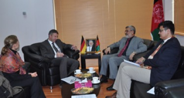 Germany pledges to continue helping Afghanistan