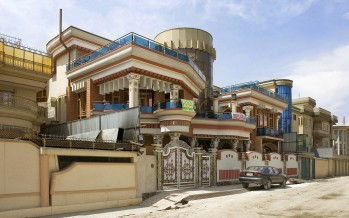 'House for Rent' a common sight in Kabul City
