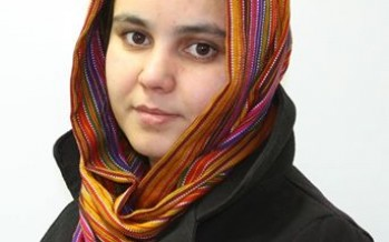 24yr-old Afghan woman wins the Best Woman Entrepreneur Award