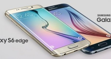 Samsung S6 with curved screen unveiled
