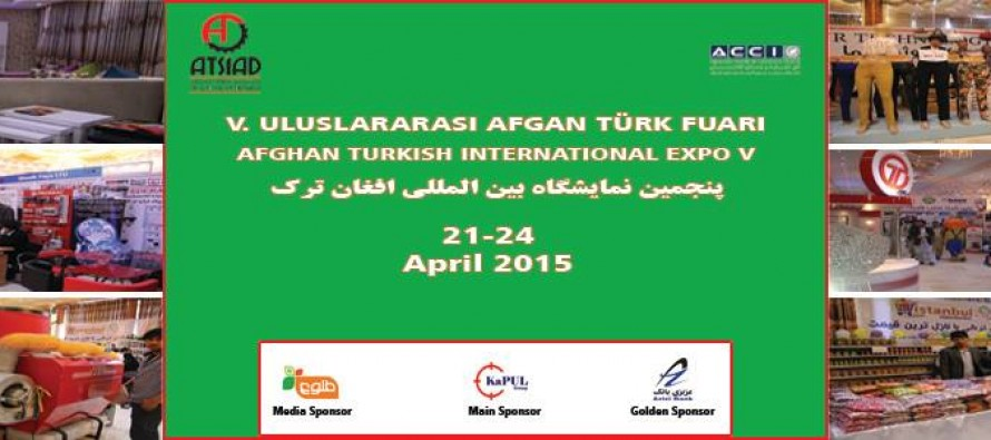 5th Afghan-Turk International Expo to be held in Kabul