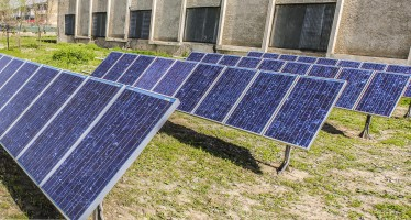 Emergence of solar power in Afghanistan