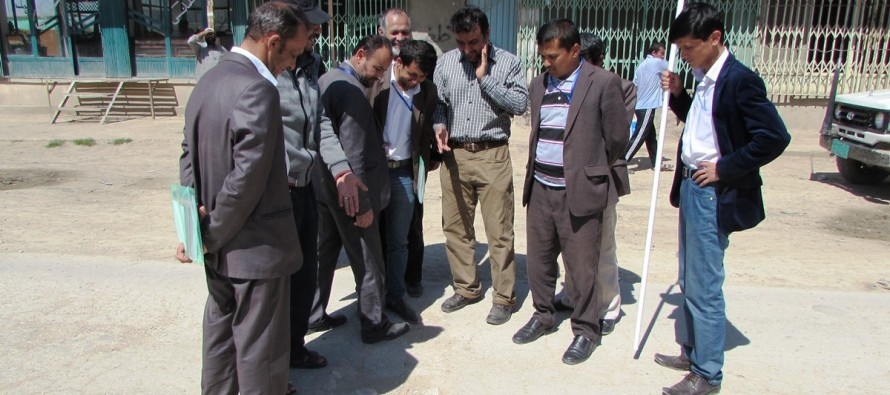 Engineers in northern Afghanistan complete trainings on infrastructure maintenance and operations