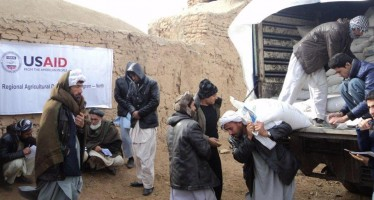 A pilot project underway to boost Afghanistan's wheat sales by 50%