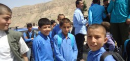 Foundation of school laid in Baghlan province