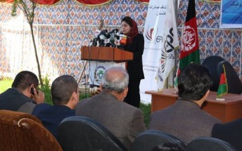 MoUs signed to facilitate Afghanistan's trade