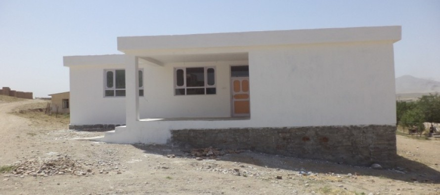 62 development projects completed in Kabul Province