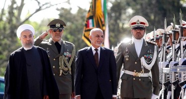 President Ghani highlights importance of Afghanistan for the region
