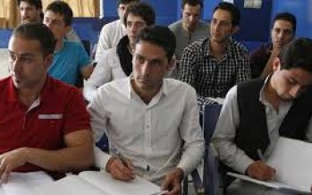 Afghan students to receive trainings as per job market demands
