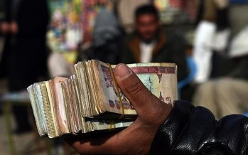 Over 193mn Afghani worth of bank notes deteriorating