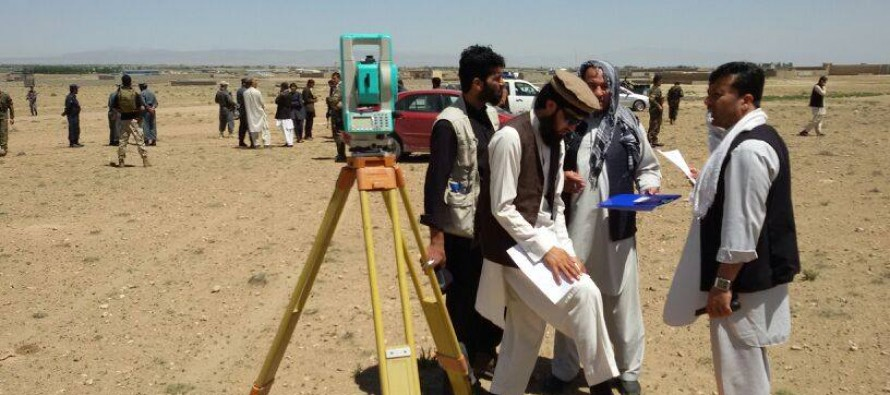 Afghan government to give lands to teachers in Paktika
