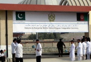 Pakistan trains 15 Afghan doctors