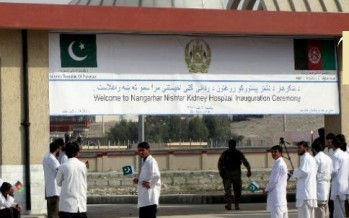 Pakistan trains 15 Afghan doctors