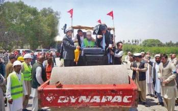 Pakistan resumes work on 2nd lane of Torkham-Jalalabad Road
