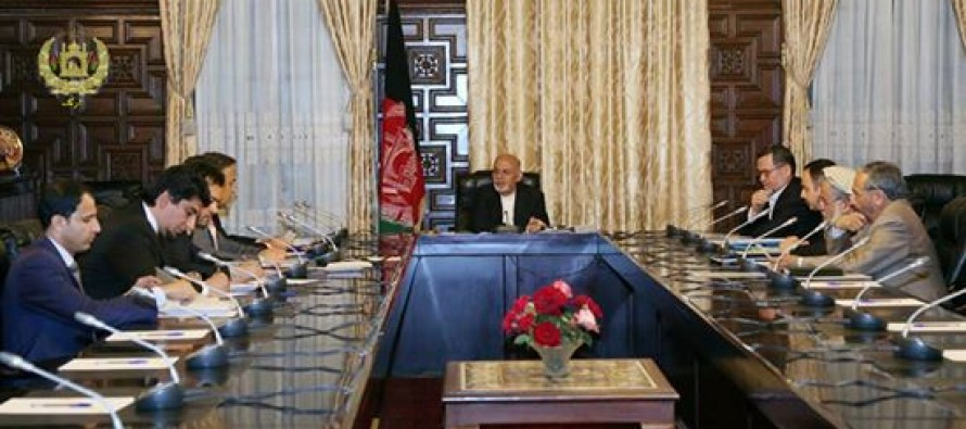 Reviewing contracts has saved Afghanistan USD 150mn