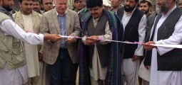 Newly repaired road in Badakhshan resolves major transportation issue