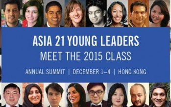 Afghan civil society activist named among 'Asia 21 Young Leaders'