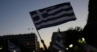 Greece rejects bailout offer
