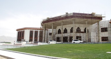 New Afghan Parliament building to be completed in five months