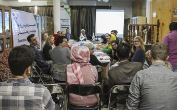 Afghan and German policy-makers discuss budgeting to integrate gender perspectives