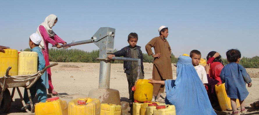 Development projects in Farah province benefit over 800 families
