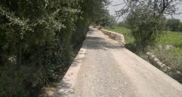 27 infra projects completed in Khost Province