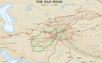 Afghanistan Still at the Heart of the Silk Road