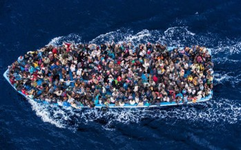 Big companies donate millions to help refugees in Europe