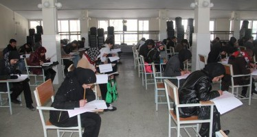 USAID provides USD 275,000 worth of equipment for Afghan Kankor exam reforms