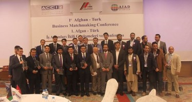 First Afghan-Turk Business Matchmaking Conference held in Turkey