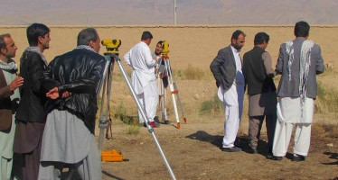 Germany's Regional Infrastructure Development Fund extends activities to Samangan province