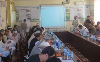 Kandahar Food Zone Program providing alternatives to poppy cultivation