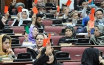 Lower House rejects President Ghani's command to establish a High Economic Council