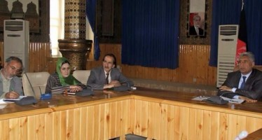Poverty reduction program kicks off in Herat