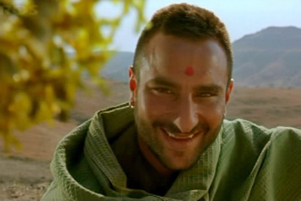 Bollywood actor Saif Ali Khan stopped brushing his teeth for 15 days when Vishal Bhardwaj told him about the role of Langda Tyagi in 'Omkara'. For that character he needed yellowish teeth.